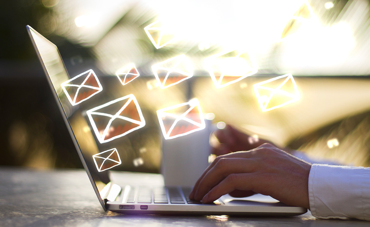 Gestione Email   Answervad